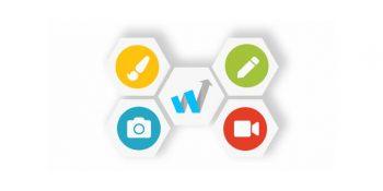 Съдържание: писане на текст, лого, инфографики и мултимедия